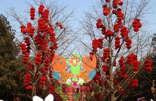 北京地坛春节庙会_北京风景图片大全_中国国旅(上海)