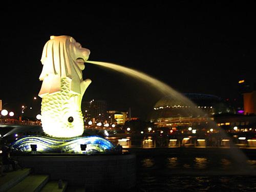 东南亚 新加坡 -> 新加坡风景图片          新加坡的小印度风情