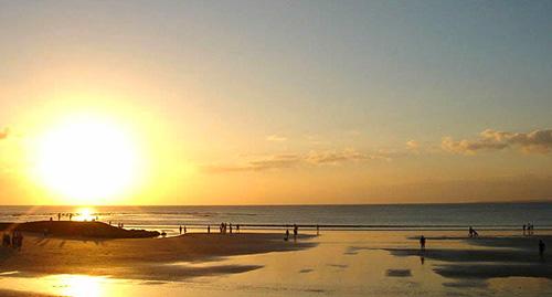 巴厘岛库塔海滩全攻略