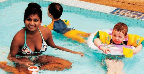 民丹岛club med 享受家庭式的度假旅游