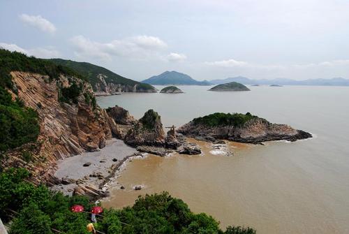 象山花岙岛景区 海上仙子国_象山风景图片大全_中国