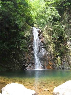 白马崖 中国峡谷盆景_浙西大峡谷风景图片大全_中国