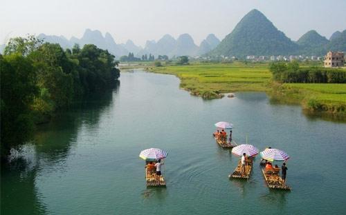 桂林风景图片大全