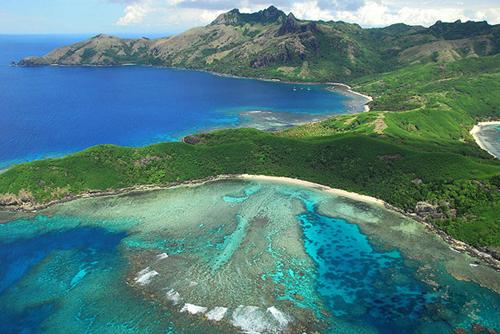 天堂般的斐济 海岛旅游首选——斐济岛