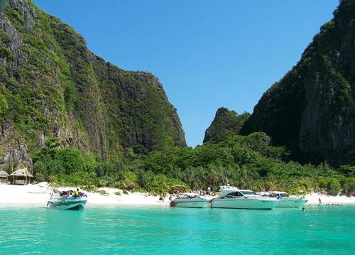 东南亚海岛旅游推荐 活力普吉享泰国风情