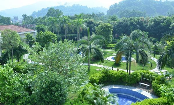 龙山温泉旅游度假区怎么样?新兴龙山温泉度假村好玩吗