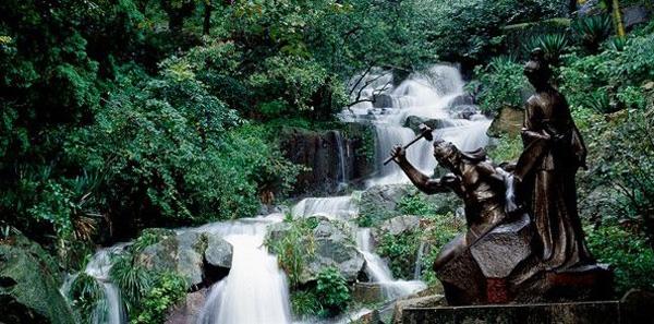 风景图片大全 浙江 莫干山 -> 莫干山风景图片 莫干山旅游景点图片