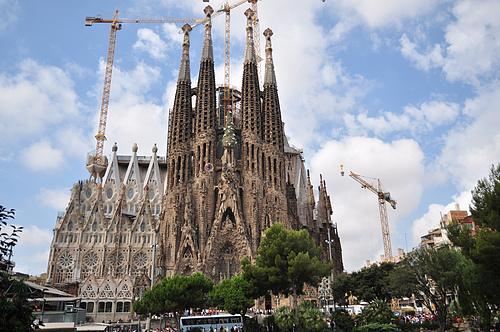游记攻略 欧洲旅游攻略 西班牙旅游攻略 -> 巴塞罗那旅游攻略  1492